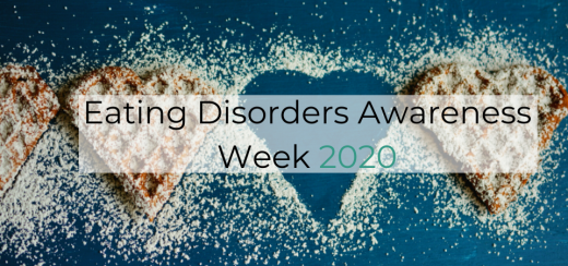 Eating Disorders Awareness Week 2020
