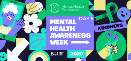Mental Health Awareness Week 2020 Day 5 Roundup