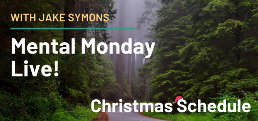 Mental Monday Live! Christmas Schedule